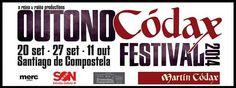 Outono Códax Festival 2014 de Santiago de Compostela. Ocio en Galicia