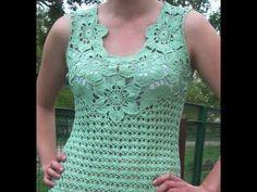 Resultado de imagen para tejidos a crochet blusas con su patron