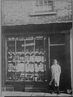 Wille, Walsall, Wolverhampton, Old Postcards, Doorway, Vintage Photography, Vintage Photos, Shops, Ice Cream