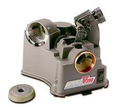 DAREX Drill Bit Sharpener - Model : V390 Capacity: 1/8' to 3/4' * More info could be found at the image url.