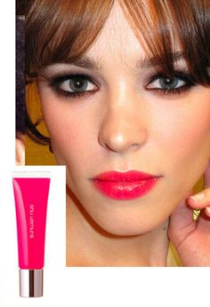 Wedding Makeup with Dramatic Lips  Love the lips!