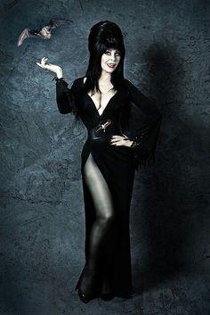 vintagesideoflife:Elvira
