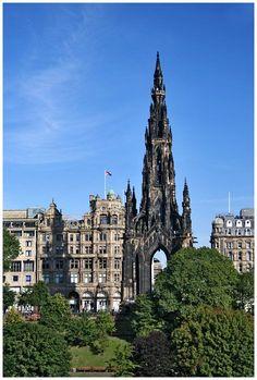 Edinburgh, Scotland Copyright: Michal Lepecki