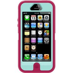 iPhone 5 cases | Build Your Own | Defender Series iPhone 5 cases | OtterBox Cotten Candy color mix