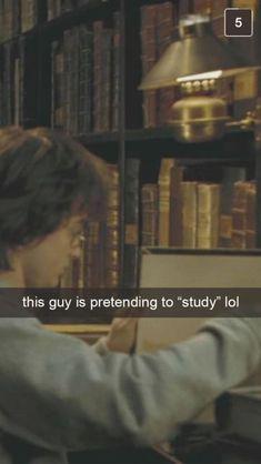 If Hermione Granger Had Snapchat
