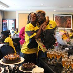 CANADA :: Gaelle Enganamouit a signé le 1er hat-trick africain de l'histire de la coupe du monde