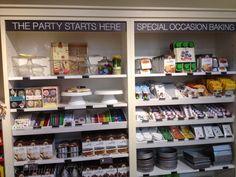 King Arthur's Beautiful Newly Renovated Bake Shop!!