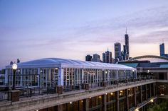 Despite Navy Pier Closings, Offshore Bar Will Remain Open | UrbanMatter Chicago Bars, Rooftop Deck, Summer Bucket Lists, Lake Michigan, Worlds Largest, Places To Go, The Neighbourhood, Navy, Thoughts
