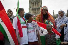 somaliland independence day, college green, bristol | Bristol Post