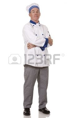 S mbolo del chef uniformes de profesiones y oficios - Trabajo de jefe de cocina ...