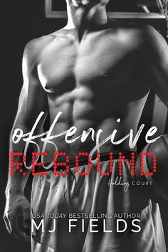 Book Spotlight: Offensive Rebound by MJ Fields*GIVEAWAY*