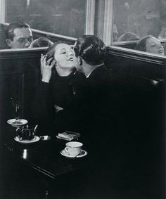 Brassaï, Enrico Rossi, Henri Cartier-Bresson, Parigi, Richard Avedon, street photography