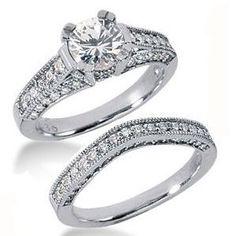 2.00 Karat Diamantringe *Exclusivset No.23*