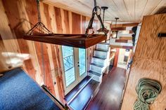 The Basecamp Tiny House  - TINY HOUSE TOWN