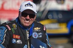 Funny Car champ John Force to appear at Berger Chevrolet's All-GM Show Nitro Methane, Forced Love, Nhra Drag Racing, Car Humor, Wonderland, Champion, Mens Sunglasses, Funny, Man Sunglasses