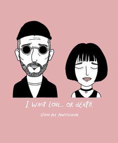Léon e Mathilda - O Profissional