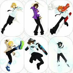 Choose your Nightguard Character ♥