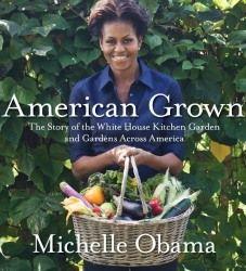 Michelle Obama's new gardening book