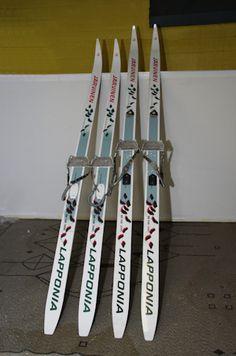 Järvinen forest skis made in Finland