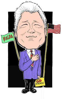 Mr Bill the President    www.drawme.com