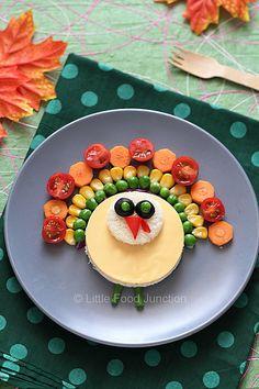 turkey sandwich by Smita @ Little Food Junction, via Flickr