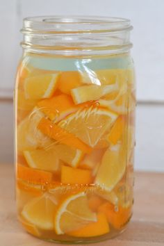 Ever wonder what to do with extra lemons? Read all about how to preserve lemons for up to a year.