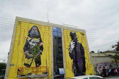 ApSet , Same84 , Urban Art Ventures , Jugend & Kulturprojekt e.V. Greece, 2015