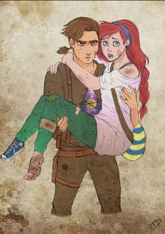 jim hawkins and ariel - Buscar con Google