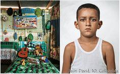 fotografo registra quarto de crianças ao redor do mundo blog vittamina james mollison 5