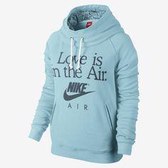 Nike Heritage Cowl Damen Hoodie. Nike Store DE