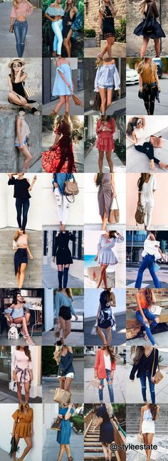 What's Trending - 32 Outfits (S/F) 2016