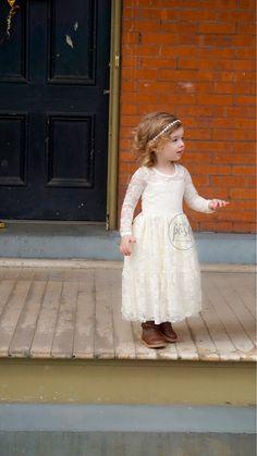 Blumenmädchen Kleid Blumenmädchen Kleider von lePetitePosh auf Etsy