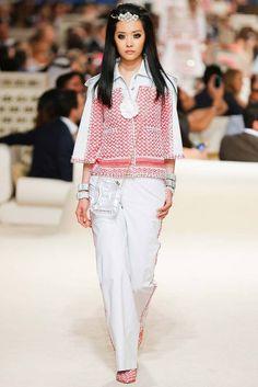 Chanel Crucero 2015 - Pasarela Paris