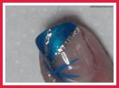 Image detail for -cute nail designs for short nails to do at.- Image detail for -cute nail designs for short nails to do at home - Pretty Nail Designs, Short Nail Designs, Toe Nail Designs, Simple Nail Designs, Art Designs, Fingernail Designs, Pedicure Designs, Nails Design, Fancy Nails