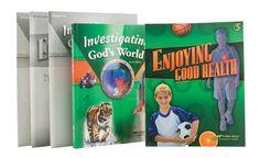 Grade 5 Science/Health Child Kit