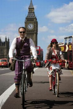 Photo: Evening Standard Photo: Bike Pretty I've been spending a few days with family and friends and attempting a Digital Detox. With the occasional Instagram moment, like yesterday's splendid Twee...