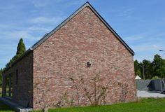 Bretoens klompje Olivier Bricks - Traditional - getrommelde gevelstenen in module 50