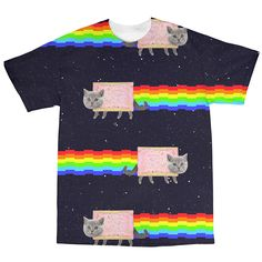 Item Is actually unisex but due to Modalyst rules we are forced to list this as a Womens Shirt. Color: Mixed Colors Material: T-Shirts are 100% Brushed Polyester Item Fit / Dimensions: Item is Unisex