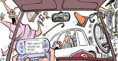Saiba dirigir bem e cumpra as leis de trânsito.  Não beba se vai dirigir.  Evite buzinar.  Sempre a que a situação exigir ceda sua vez para outro carro ou pedestre. Não faça questão de estar certo ou garantir o seu direito prefira correr apenas para ser o mais gentil. Dê sempre preferência ao pedestre.  Não coma no carro (Em caso de longas viagens pode-se comer ou beber mas prefira fazer isso em paradas de estrada).  Mantenha seu carro limpo.  A pessoa de maior hierarquia social é a primeira…