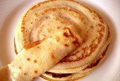 Kolay Akıtma Tarifi Breakfast Items, Breakfast Recipes, Crepes, Turkish Breakfast, Greek Cooking, Homemade Desserts, Turkish Recipes, Mediterranean Recipes, Sweet And Salty
