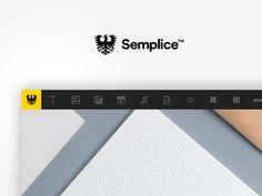 Semplice - Content Editor by Tobias van Schneider