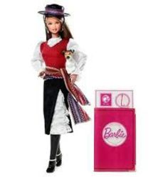 The Barbie doll was invented in 1959 byRuth Handler(co-founder ofMattel), whose own daughter was called Barbara.