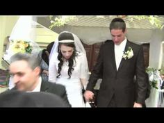 Beverly Hills Jewish Wedding Video Highlights | Nessah Synagogue Jewish Wedding - YouTube