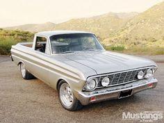 1964 Ford Ranchero - Modified Mustangs