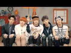 B1A4 - 이게 무슨 일이야 (What's Happening?) Gotta love their voices.... ^.^