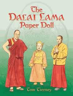 Complete with 22 faithfully re-created costumes, this collection features 7 costumed dolls of the revered Buddhist leader and his parents at various periods of their lives.