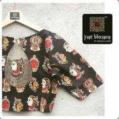 Saree Blouse Patterns, Saree Blouse Designs, Blouse Styles, White Shirts Women, Blouses For Women, Red Blouses, Chiffon Blouses, Work Blouse, Printed Blouse