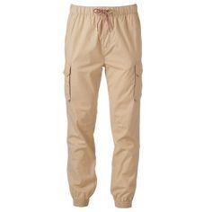Men's Hollywood Jeans Oscar Cargo Jogger Pants