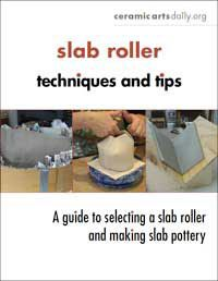 Ceramic Arts Daily – Slab Roller Techniques and Tips: A Guide to Selecting a Slab Roller and Making Slab Pottery Hand Built Pottery, Slab Pottery, Ceramic Pottery, Pottery Art, Ceramic Techniques, Pottery Techniques, Ceramics Projects, Clay Projects, Slab Roller