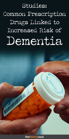 More and more studies are showing that prescription drugs may be one of the causes of dementia. Prescription medication can increase symptoms of Alzheimer's, but this is what you can do to prevent it! Early Dementia, Stages Of Dementia, Dementia Symptoms, Alzheimer's And Dementia, Vascular Dementia, Common Medications, Alzheimer's Symptoms, Health And Fitness, Diet